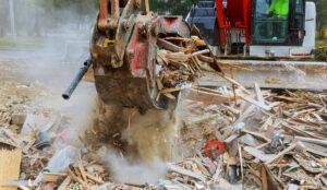 Demolition company san diego